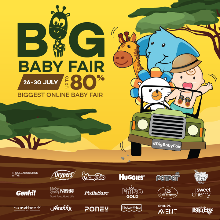 Big Baby Fair July 2017