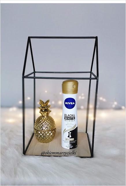 Black & White Invisible Silky Smoth Quick Dry, Nivea - recenzja #75