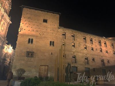 Palacios de Salamanca Casa Conchas