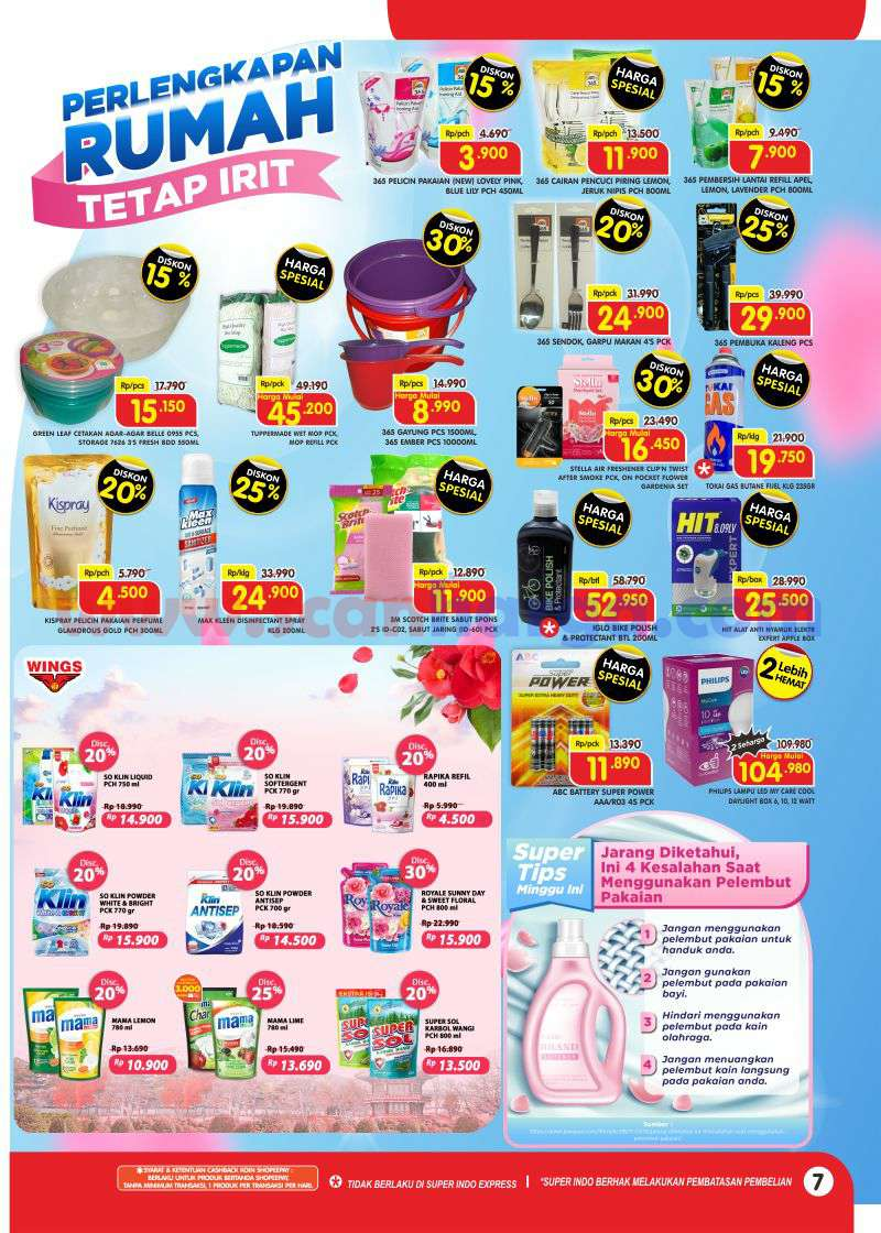 Katalog Superindo Promo Terbaru 2 - 8 September 2021 7