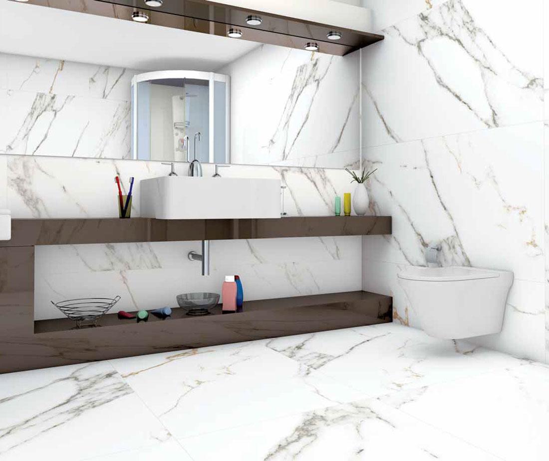 Large-gray-bathroom-tile