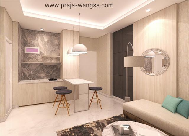 Interior Design Apartemen Prajawangsa City