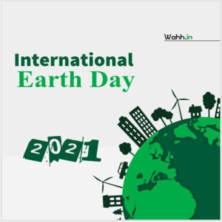 2021 Earth Day  Slogan