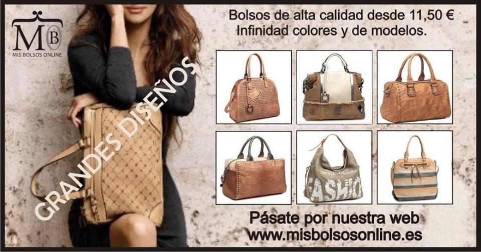 1246bf464c4 El Blog de una Principiante  Mis bolsos online