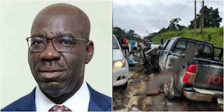 Attacked Obaseki's convoy