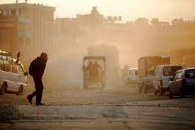 Kathmandu Air Pollution