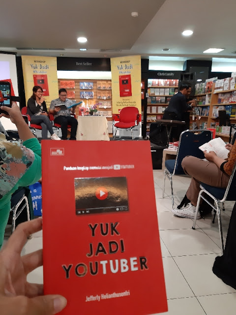 Workshop Yuk Jadi YouTuber