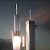Spacex launch of private citizens on a lunar orbiting mission in 2018 will use new Falcon Heavy