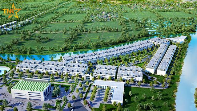 Bán đất nền khu đô thị TNR Nam Sách