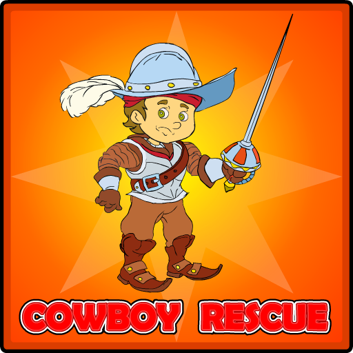 Cowboy Rescue From Pit Walkthrough