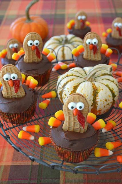 Thanksgiving Cakes ideas