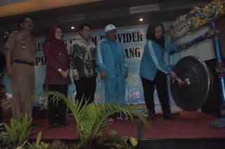 Pemkab Karawang Launching LPSE