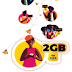 MTN DATA: Hanyar samun Data Bonus 2000MB mai sauki batare da shan wahala ko saka kudiba.