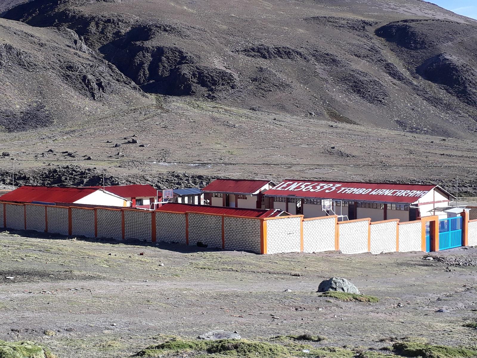 Escuela 56393 - Tambo Wancarama