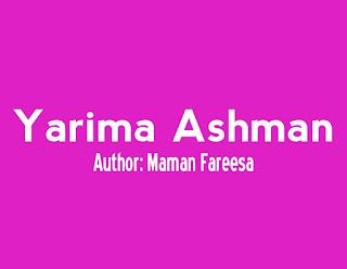 Yarima Ashman
