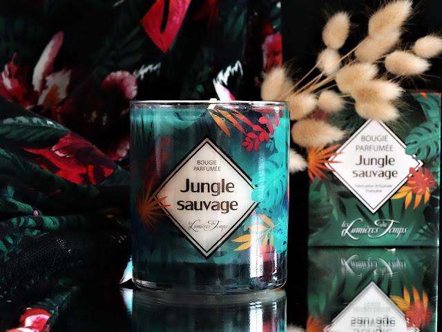 avis bougie parfumée, candle, candles, french candle, parfum d'ambiance, les lumières du temps avis