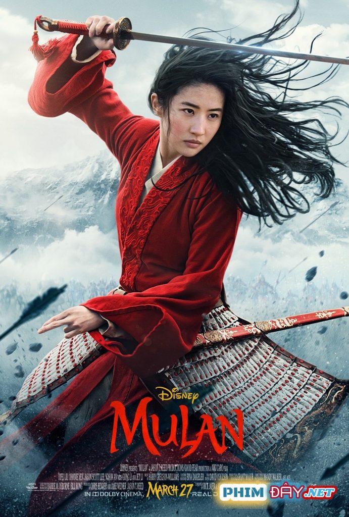 HOA MỘC LAN - Mulan (2020)