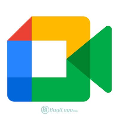 Google Meet Logo Vector