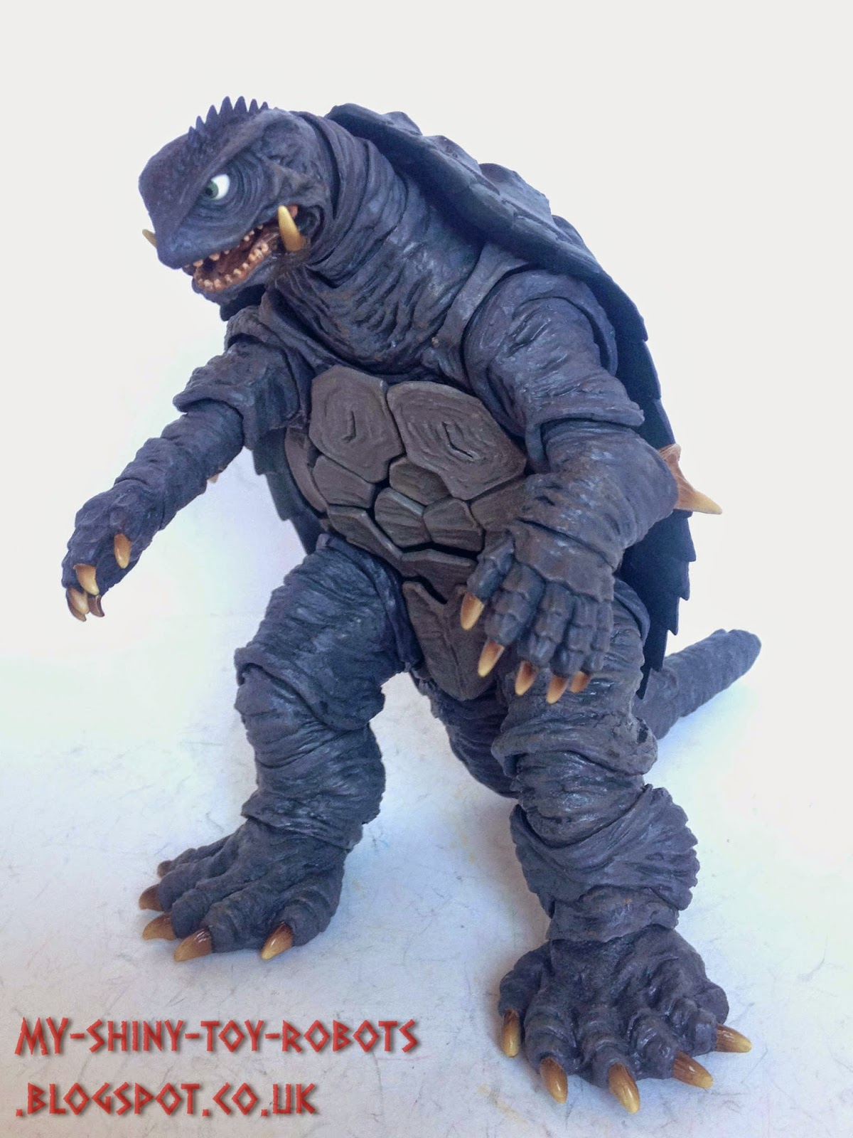 Gamera side view