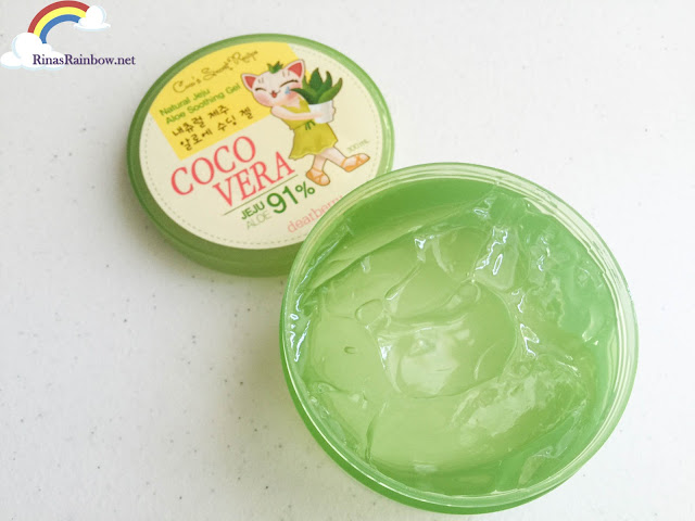 Coco Vera Aloe Soothing Gel