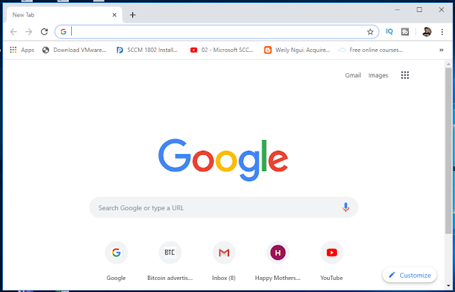 How to check google chrome version from Browser menu