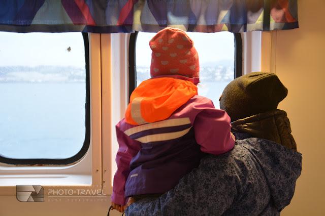 Promy w Norwegii. Wspaniałe widoki na fiordy