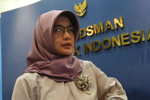 Wakil Ketua dan Anggota Ombudsman Positif Corona