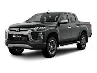 Harga Mobil Mitsubishi All New Triton 2020