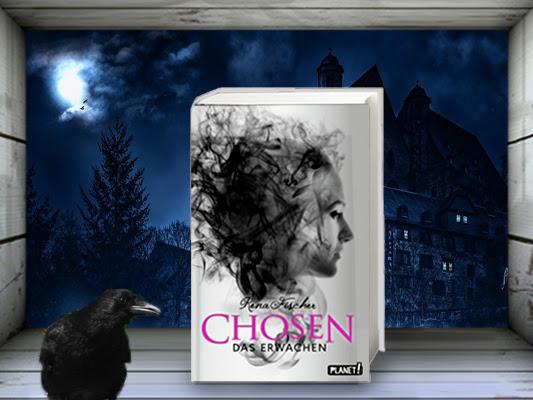 [REZENSION] Chosen 2 - Das Erwachen von Rena Fischer