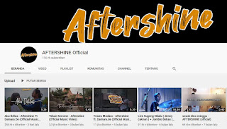 Lirik Lagu Aku Ikhlas Aftershine dan Terjemahan Indonesia
