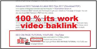 cara backlink yang berkualitas