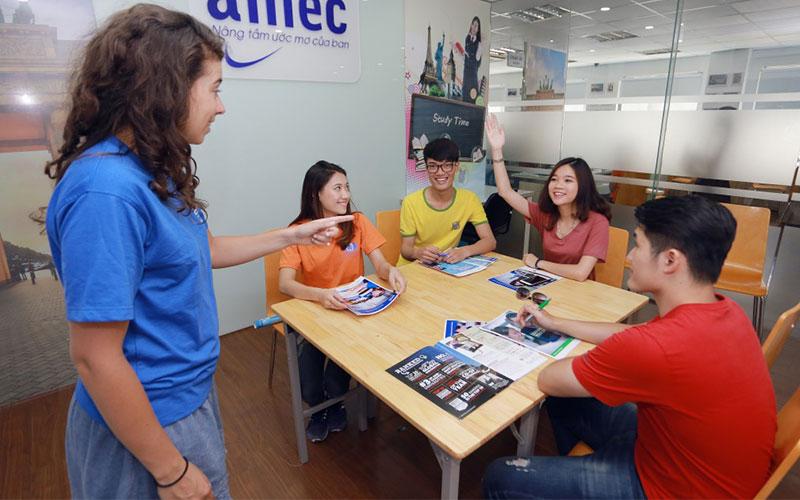 Công ty tư vấn du học AMEC