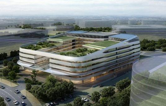BSD Green Office Park 1 (GOP 1)