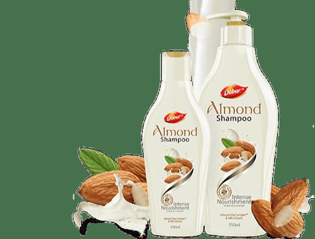 Freebies Loot – Get Free Sample Of Dabur Almond Shampoo