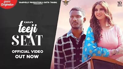 Teeji Seat Kaka punjabi song free download