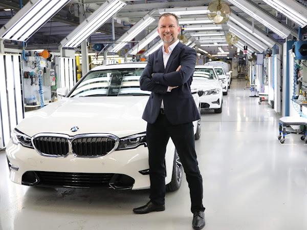 Engenheiro Otávio Rodacoswiski é o novo diretor geral da fábrica da BMW no Brasil