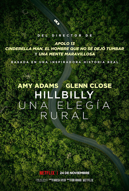 Cartel Hillbilly Una elegía rural