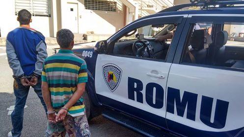 ROMU da GCM de Sorocaba apreende menores com drogas e moto furtada próximo ao território jovem do Nova Esperança