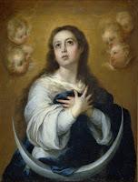 Inmaculada Concepción - Murillo - Museo del Prado