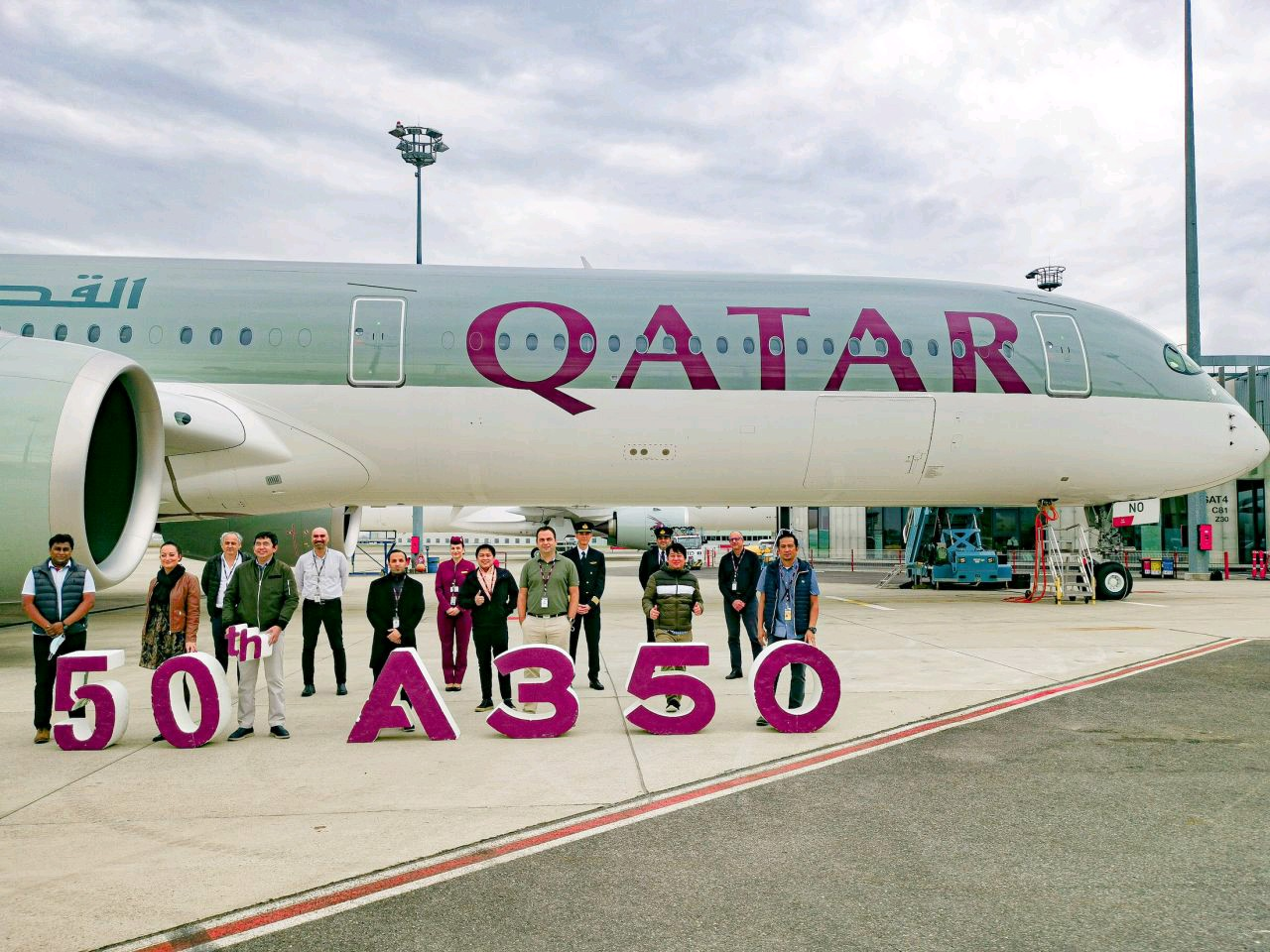 How many type documents needed travelling in a Qatar Airways?