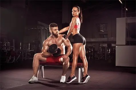 Sexy is the new workout
