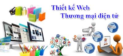 Thiết kế website thương mại điện tử - vươn tới tầm cao
