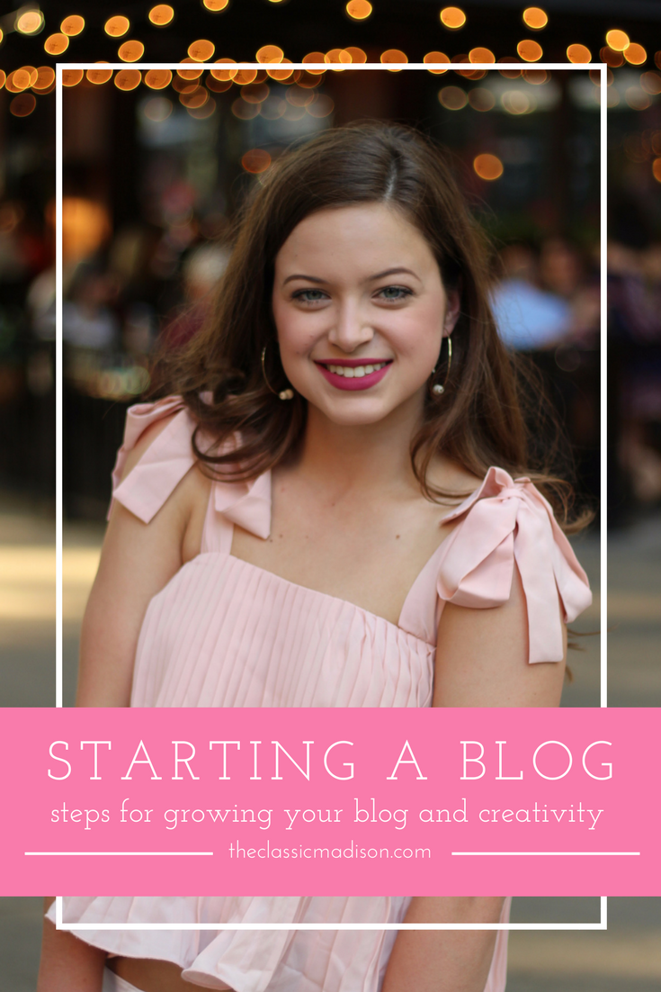 how to start a fashion blog; how do you start a blog; blogging advice