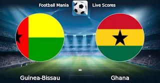 Гвинея-Бисау – Гана  смотреть онлайн бесплатно 2 июля 2019 прямая трансляция в 19:00 МСК.