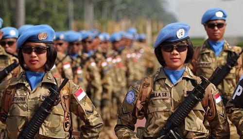 Profil Segelintir Jenderal Wanita Di Indonesia