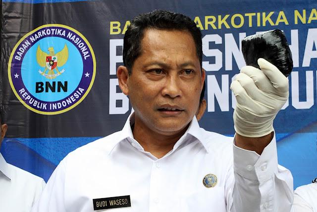 BNN : Banyak Pihak Ingin Narkoba Bebas Beredar