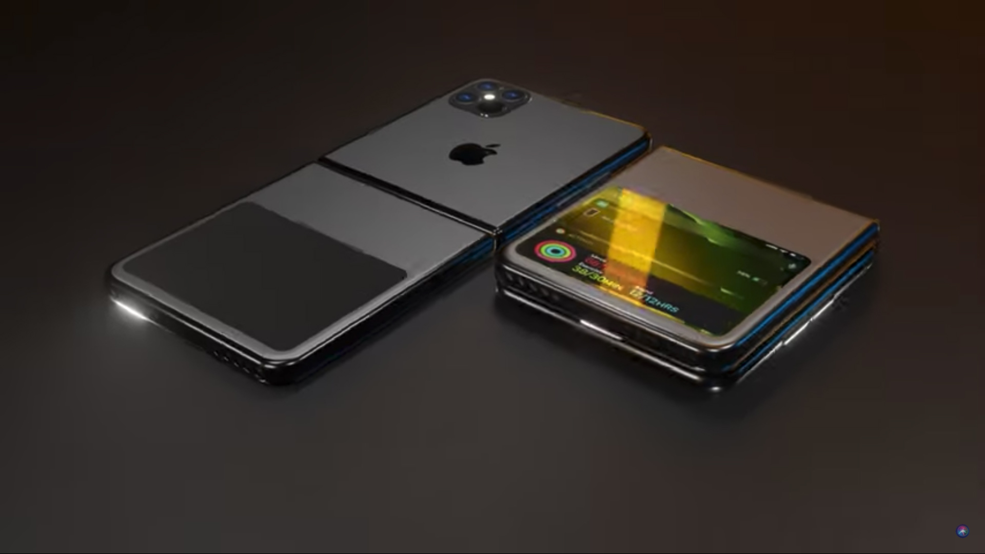 News on the Apple's Foldable smartphone