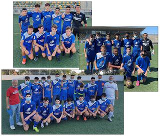 Fútbol Real Aranjuez Juvenil