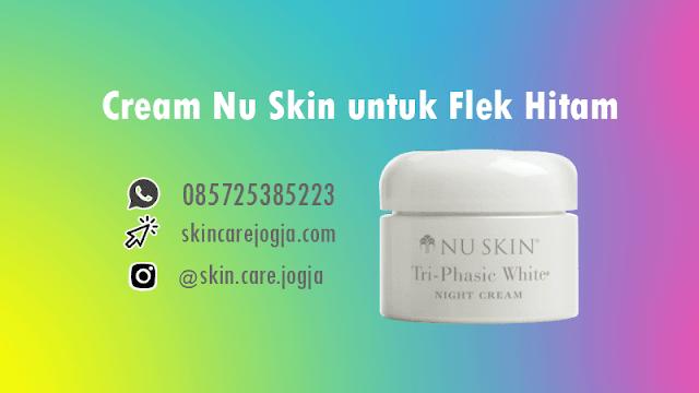 Cream Nu Skin untuk Flek Hitam