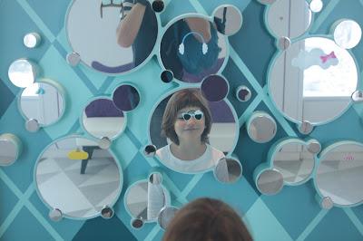 Reflejos en los espejos Sunshine60